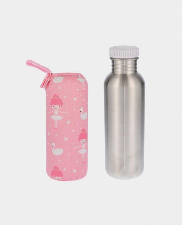 Botella Acero con Funda Bailarina 750 ml