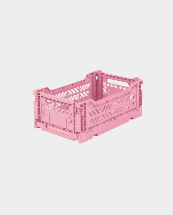 Caja Plegable Mini Baby Pink