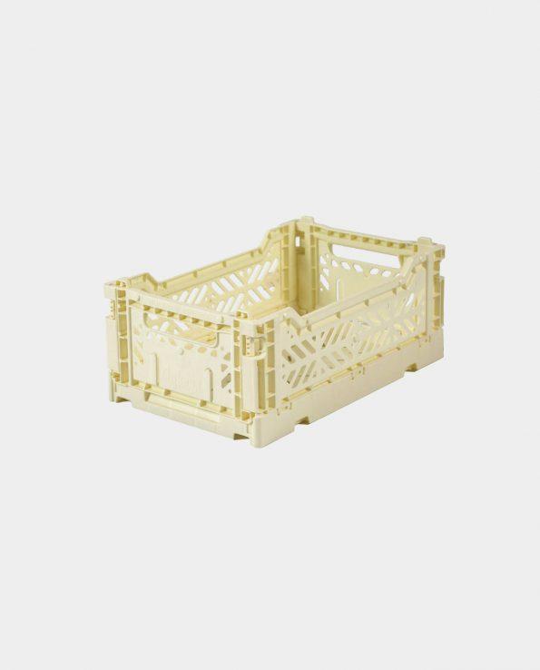 Caja Plegable Mini Cream