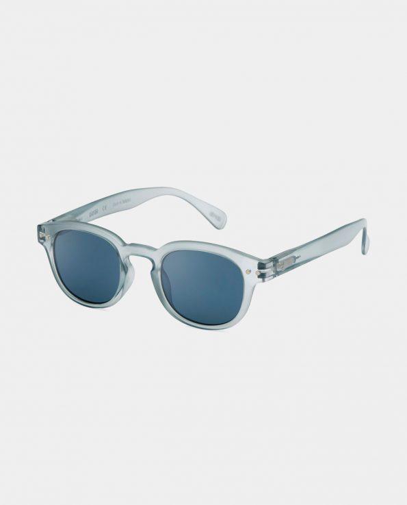 Gafas de Sol IZIPIZI Junior Frosted Blue #C