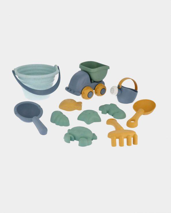 Set de Playa Nordic Bioplástico Ocean Harvest